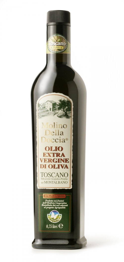 Tuscan PGI extra virgin olive oil  from Montalbano by Integrated Farming Bottle 750ml