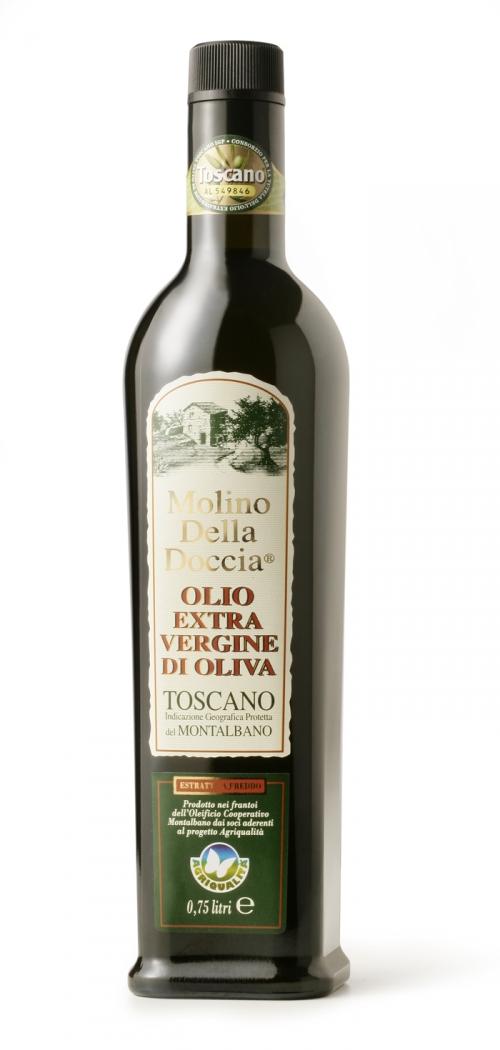 olio extra vergine di oliva Toscano IGP del Montalbano da Agricoltura Integrata 6x750ml
